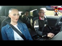 WARNING! This Video Will Shock You, Sophia Robot said she will destroy humans - YouTube