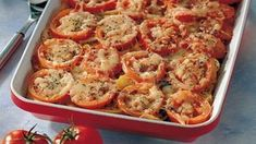 Tomaattinen jauhelihavuoka Tasty, Yummy Food, Cooking Recipes, Healthy Recipes, Fodmap Recipes, Daily Meals, I Love Food, Food Inspiration, Food Porn