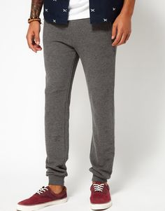 35d9f69d73999 Carhartt Sweat Pants Holbrook in Gray for Men (grey)