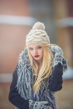 "online-fashion-trends: "" Crystallus by MarkCrislip "" Winter Photography, Photography Women, Fashion Photography, Outdoor Fashion, Winter Stil, Winter Photos, Portrait Poses, Senior Girls, My Guy"