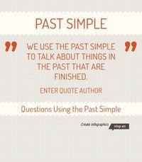 PAST SIMPLE #askpaulenglish #learnenglish #tesol #eltmaterials