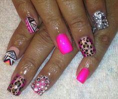 Short and cute nails