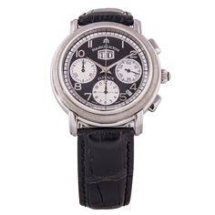 Maurice Lacroix - Masterpiece Big Date - Maurice Lacroix has set itself a clear objective; both through consis...