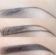 The angles of your face are highlighted by your eyebrows. You can narrow the facial structure, broaden it or lift the eyes by working on your eyebrows. You can frame your eyes perfectly and tone Eyebrow Makeup Tips, Skin Makeup, Makeup Eyebrows, Eye Brows, Makeup Art, Makeup Ideas, How To Make Eyebrows, Makeup Inspo, Makeup Inspiration