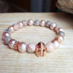 Now trending: Warrior Bead Women Rose Gold Bead Bracelet Pink and Grey Bead Bracelet Jasper Bead Bracelet Boho Chic Bracelet Rose Gold Pave Bead Bracelet https://www.etsy.com/listing/551303277/warrior-bead-women-rose-gold-bead?utm_campaign=crowdfire&utm_content=crowdfire&utm_medium=social&utm_source=pinterest