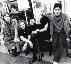 See The Smashing Pumpkins pictures, photo shoots, and listen online to the latest music. D'arcy Wretzky, Jimmy Chamberlin, Melissa Auf Der Maur, Billy Corgan, Pumpkin Pictures, Alternative Rock Bands, Mood Images, Grunge Photography, Miles Davis