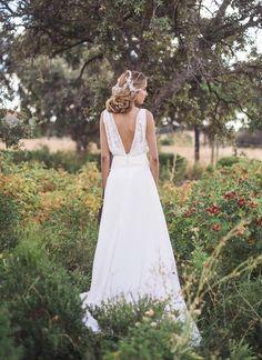Mariage: jolies robes de mariée Oh que luna