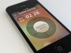 #UI #interface #app #UX #design