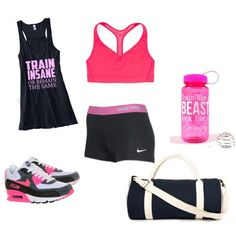 Workout outfit inspirations