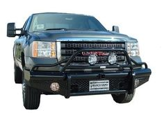 Ranch Hand Legend Series Front Bumper Replacement with Bullnose (11-14 GMC)