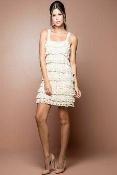 Vestidos | Vanessa Montoro - Handmade Silk  Идеи для вдохновения, без схем