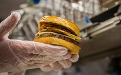 McDonald's expands fresh beef test again #McDonalds #food #fastfood #delicious #eating #happymeal