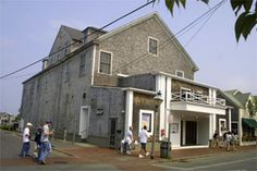The Dreamland Theater  Nantucket Ma.  Miss the original, but can't wait for the new Dreamland to open!