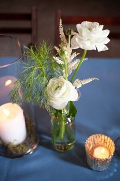 Winter Wedding at Boone Hall by Courtney Dox - Southern Weddings - Loverly