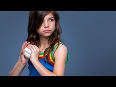 Documentarian Lauren Greenfield and Always have teamed up to fight against the female stereotype, and show the negative effect it can have on a teen's confidence. | Always' New #LikeAGirl Campaign Will Bring You To Tears
