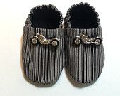 Motorcycle Baby Boy Shoes