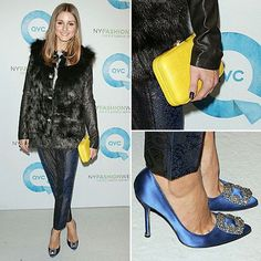Everything Olivia Palermo! Especially her Manolos...