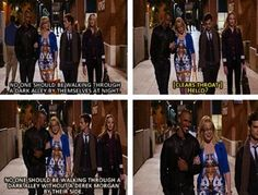 One of the best scenes in criminal minds!!!!!