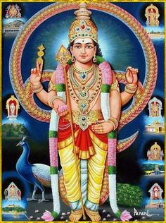 Shiva Art, Hindu Art, Ganesha Art, Indian Gods, Indian Art, Calender Print, Lord Murugan Wallpapers, Durga Images, Krishna Images