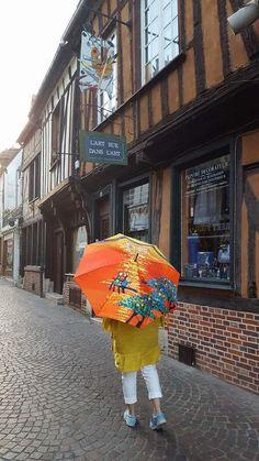 Parapluie à Beauvais