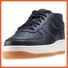 size 40 1b9fa 36eb3 Nike Air Force 1  07 Seasonal Women s Shoes Black Anthracite Sail 818594-