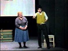 Štedrý divadelný večer - YouTube Travelling, Comedy, Youtube, Comedy Theater