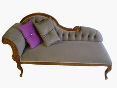 Chaise Longue CAPITON - cunhopessoal® - Mobiliário Bedroom Couch, Lounge, Furniture, Design, Home Decor, Fortaleza, Dios, Sleeper Couch, Airport Lounge