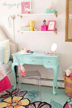 Desk #room