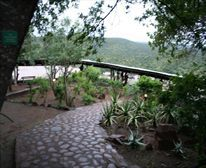 Viewing Deck at Olifants Restcamp