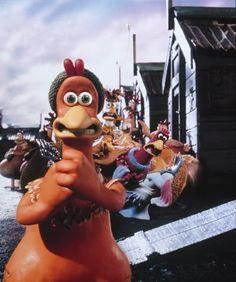 Stop Frame Animation, Clay Animation, Dreamworks Animation, Disney And Dreamworks, Animation Film, Chicken Run Movie, Chicken Runs, Peter Lord, Run Film