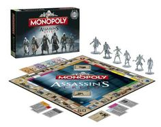 "Monopoli ""Assassin's Creed""."