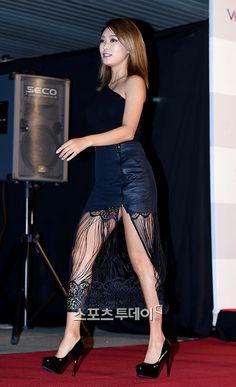 Yoon Bora, Seoul Music Awards, Sistar, Starship Entertainment, Kpop Girls, Asian Girl, Red Carpet, Rapper, Actresses