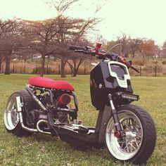 mugen76#tbt #totalruckus #chitownruckus #honda #ruckus #hondaruckus #rollercoasterruckus #scooters