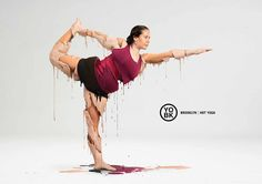 Wow, melting fat away? I want! Advertising agency: JWT, New York. Source: Ads Of The World #1