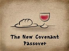 And NOT COMMUNION the Passover is what Jesus Christ established with His crucifixion. Passover is what guarantees our salvation.