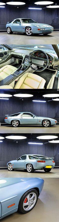 1988 Porsche 928 S4 Auto 2dr Coupe