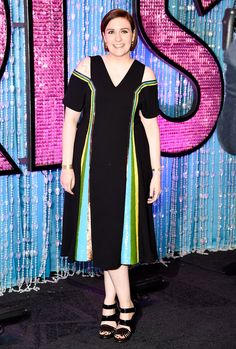 Meet the Stylist Behind Lena Dunham's Red Carpet Fashion Transformation