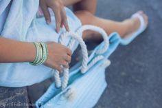mint bracelet by Alehop