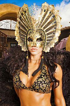 Merchant Of Venice Model: Mandy White
