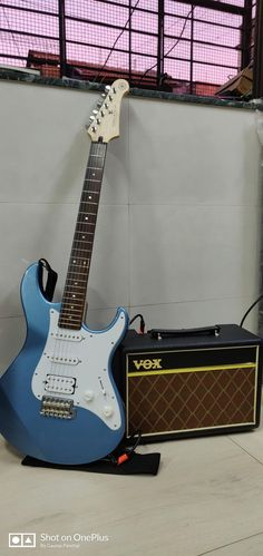 ab8dfde201 Got new guitar Yamaha Pacifica 112J and Vox Pathfinder 10W amp. Nothing big  but for
