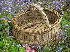 Lin Lovekin, Willow baskets has registered to take part in #openstudioscornwall 2017, St. Levan