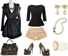 """""""sexy meets proper"""" by beth12325 on Polyvore"""