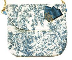 BASIC BAG VINTAGE BLUE