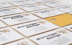 DEROBERHAMMER - Business cards Wurzinger Outline, Business Cards, Digital Prints, Bullet Journal, Graphic Design, Lipsense Business Cards, Fingerprints, Name Cards, Visual Communication