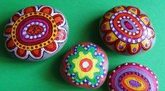 Vyrobte si malované kameny | Babyweb.cz