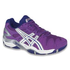 asics womens gel resolution 5 tennis shoes limited edition