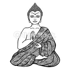 buddha drawings free symbols for buddhism free and. Black Bedroom Furniture Sets. Home Design Ideas