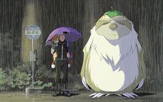 """zillabean: """" zillabean: """" Voltron x Totoro :) """" Sunday morning reblog – Good Morning, Tototron! :) """""""