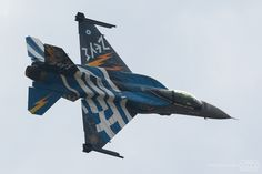 F-16C Hellenic Air Force Zeus Solo Display | by Spotterforlife