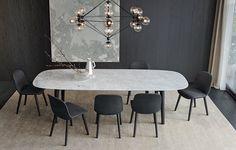 Dining Table - from Poliform- Varenna